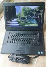"""Dell Latitude E6510  Core I7 M 640 2.80Ghz, 15.6"""" 6GB, 250GB HDD wifi Linux"""