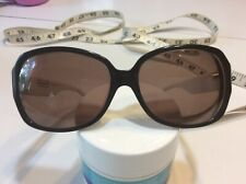 Coach sunglasses prescription dark brown bone ,Tasha s846 nice