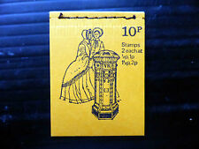 Used Great Britain Stamp Booklets