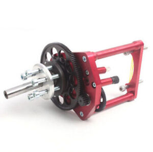 Electric Starter for the Third DLE 111 CC Gasoline Engine of RC Model Aircraft