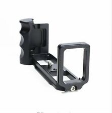 Quick Release L Plate Camera Vertical Grip Custom for Fujifilm Fuji XE1 XE2