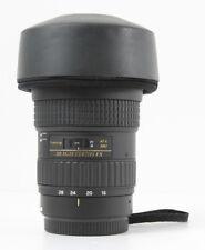 Tokina AT-X Pro 16-28 mm F/2.8 SD IF FX Objektiv für Canon v.Händler #0456
