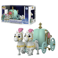 Funko POP! Rides: Cinderella: Cinderella's Carriage - 78 - NEW!!