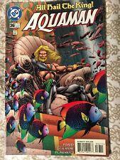 Aquaman #36 Dc Comic Book 1997