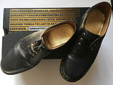 Doc Martens Dr Martins 1461 50th Anniversary Pebble Leather Shoes UK SIZE 7 US 8