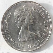 1977 - GUERNESEY - Vingt Cinq Pence Crown 25p coin - 28.3 g