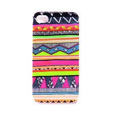 Hard Case For Apple iPhone 4 4S - Aztec Design 7