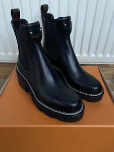 Size : 4.5 U.K. louis vuitton womens shoes Beaubourg Rrp: £1080