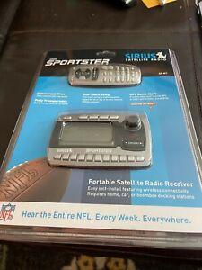 Sirius Sportster SP-R1 Car & Home Satellite Radio Receiver