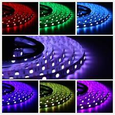 5m LED Streifen 24V RGB SMD 5050 Stripe Dimmbar Leiste Lichterkette Lichtband