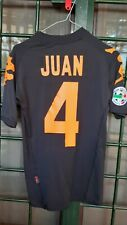 Maglia jersey Juan AS Roma 2007 2008 shirt vintage Patch serie A