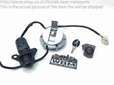 Aprilia Caponord ETV1000 (1) 04' Key kit locks keys Zündschloss Tankschloss Schl
