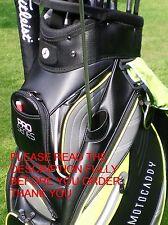 EXTERNAL PUTTER WELL for Motocaddy Pro-Series Golf Bag