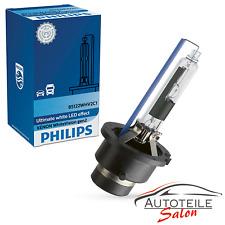 2x Philips D2R, LED-Effekt, Gleichmäßiges weißes Licht, Bis zu 120 % mehr Sicht