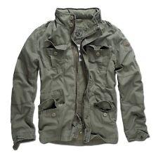 Brandit Jacke Britannia Fieldjacket Herrenjacke �œbergangsjacke mit Kapuze