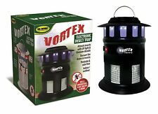 Vortex Electronic Insect Trap Mosquito Killer Bug CO2 Attacks Indoor Outdoor NEW
