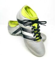 Mens Adidas ACE 16.3 PRIMEMESH FG Football Boots, Silver Yellow , UK 10 EU 44