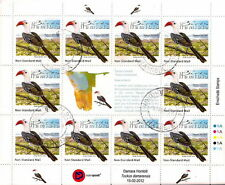 NAMIBIA STAMPS 2013 BIRDS OF NAMIBIA  full sheets (Free Shipping)