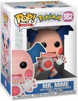 Funko - POP Games: Pokemon S2- Mr. Mime Brand New In Box