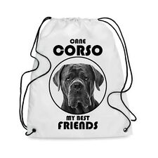 Borsa Sacca cane CANE CORSO MY BEST FRIEND