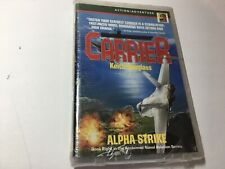 Carrier Alpha Strike Keith Douglass Audio book on 2 Cassette New Sealed
