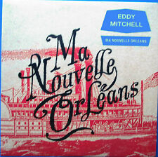 "EDDY MITCHELL - CD SINGLE PROMO ""MA NOUVELLE ORLEANS"""