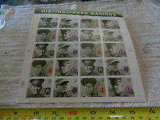 United States Stamps Distinguished Marines