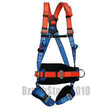 Clow CEP60 Full Body Fall Arrest Safety Harness M-XL