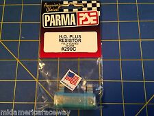 PARMA #290C  35 Ohm HO Plus Controller Resistor from Mid America Raceway