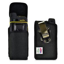 Sonim XP7 Koamtac Scanner Holster Metal belt Clip Case Pouch Nylon Turtleback