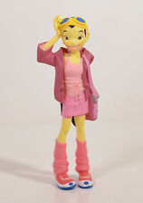 "RARE 3.5"" Hay Lin PVC Witch Action Figure Disney W.I.T.C.H"