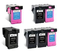 Compatible Ink Cartridges HP 304 XL For Deskjet 2623 2630 2632 2633 2634