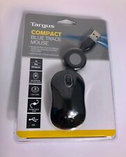 Targus Compact retractable USB mouse model AMU75US Dell CG7PD