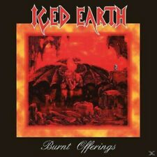 Iced Earth - Burnt Offerings (Re-Issue 2015) - Century Me 9985792 - (CD / Titel: