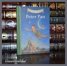 Peter Pan by J.M. Barrie Brand New Illustrated Collectible Hardcover Kids Gift