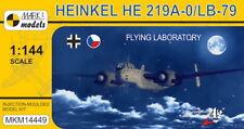Mark I Models 1/144 Heinkel He 219A-0/LB-79 'Flying Laboratory' # 14449
