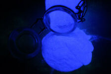 Glow in the Dark LILAC Pigment Powder 2oz, Daytime Invisible, Resin Coating, Art