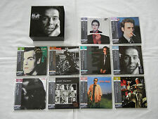 John Hiatt JAPAN 10 titles Mini LP SHM-CD PROMO BOX SET