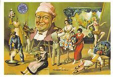 Carte publicitaire Ramon Casanova Boix