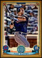 Jake Bauers 2019 Topps Gypsy Queen 5x7 Gold #249 RC /10 Indians