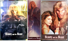 Vintage 1980s Beauty & the Beast TV Series Poster Collection- Your Choice