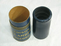 Edison Cylinder Blue Amberol Record #2640 There Must Be Little Cupids In Briny