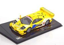 MCLAREN F1 GTR #20 SUPER GT 500 FUJI 300KM 2005 TAJIMA HITOTSUYAMA IXO GTM093