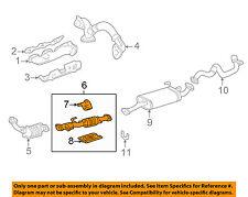 TOYOTA OEM 00-02 4Runner 3.4L-V6-Catalytic Converter 1745075020