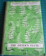 The Otter's Flute Vagabond Nature Snapshots No 3 Good Condition
