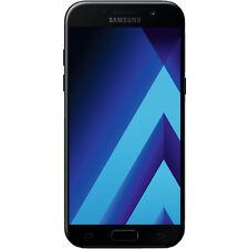 SAMSUNG Galaxy A5 (2017), Smartphone, 32 GB, 5.2 Zoll, Schwarz
