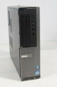 Dell OptiPlex 390 DT Intel i5-2400 3.1GHz 8GB DDR3 500GB HDD WIN7COA Fair No OS