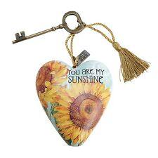 Demdaco Art Hearts 1003480051 You Are My Sunshine Art Heart