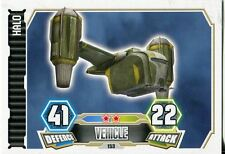 Star Wars Force Attax Series 3 Card #153 Halo