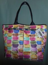 Le SportSac Everygirl Tote Handbag in Macaroons New With Tag Attached